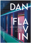 Flavin, Dan. Untitled (For Ksenija). Ausstellungsplakat