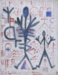 Penck, A.R.: ohne Titel (Plakat)
