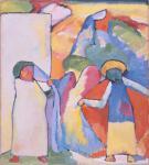 Kandinsky, Wassily: Afrikanisches (Plakat)