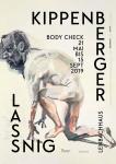 Bodycheck - Plakat Martin Kippenberger