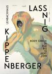 Bodycheck -  Plakat Maria Lassnig