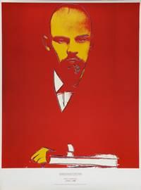 Warhol. Andy: Lenin, 1986 (Plakat)