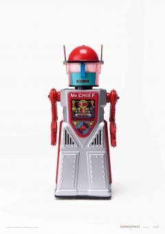 Hans-Peter Feldmann - Roboter (Plakat)