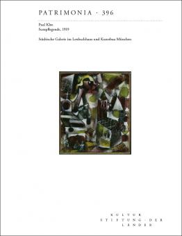 Paul Klee: Sumpflegende, 1919