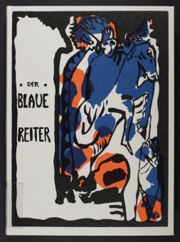 Der Blaue Reiter. Almanach. Reprint der Originalausgabe für das Lenbachhaus
