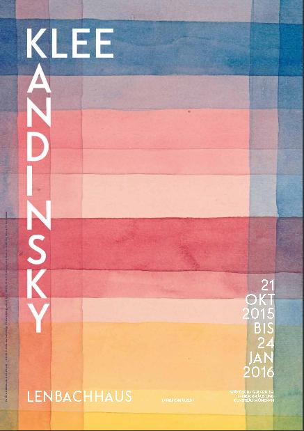 Klee, Paul - Architektur der Ebene 1923 (Plakat)