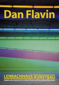 Flavin, Dan (Ausstellungsplakat)