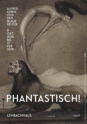 Phantastisch! Alfred Kubin und der Blaue Reiter (Plakat)