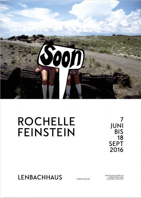 Rochelle Feinstein (Plakat)